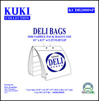 Kuki Collection Deli Bags - Pallets