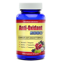 GMPc Made in USA Dietary Supplement ANTIOXIDANT Capsules