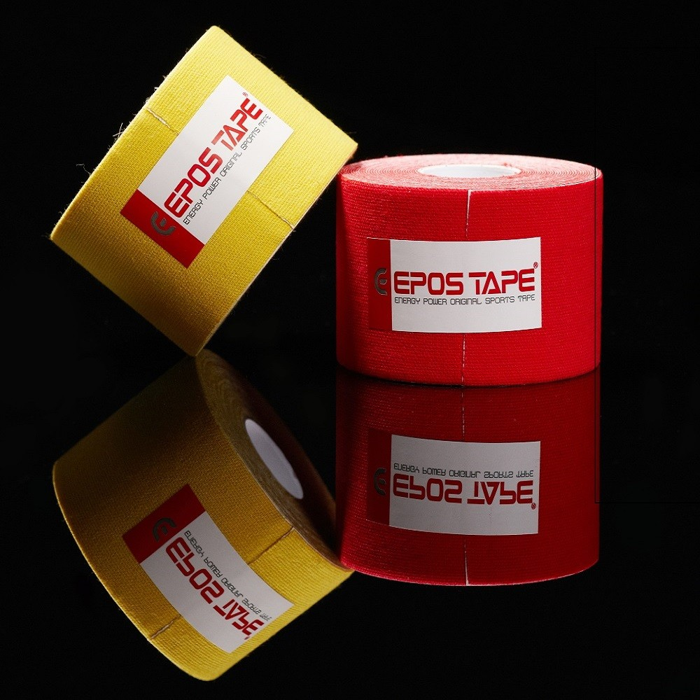 EPOS TAPE, Elastic Therapeutic Tape, Latex Free, Made in Korea