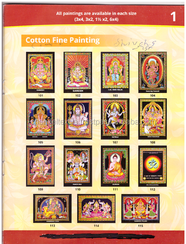 Wholesale lot 50 Pcs Indian Goddess Tapestry Wall Hanging Hindu God Wall Decor Goddess Lakshmi Wall Hanging Tapestry Poster size
