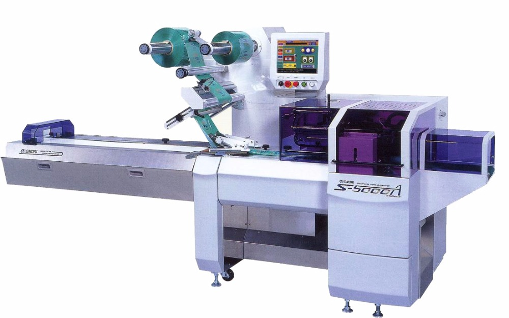 High Speed Horizontal Form Fill Seal Machine Highly Versatile Range