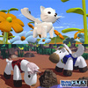To learn basic cgi in kids educational games made in Japan