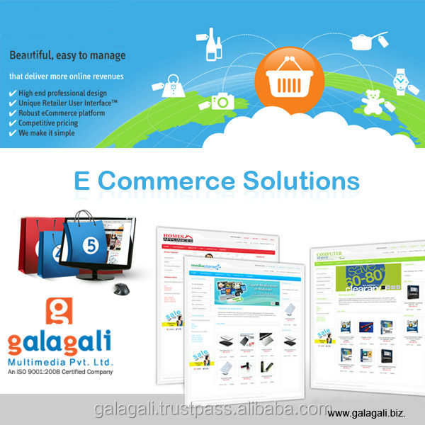 Cheapest eCommerce CMS Website Design and Development for Accessories at Reasonable Price