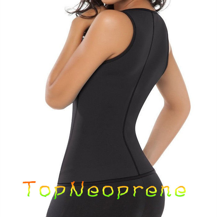 Compression sweat wholesale women shapewear neoprene for Buy slimming world products online