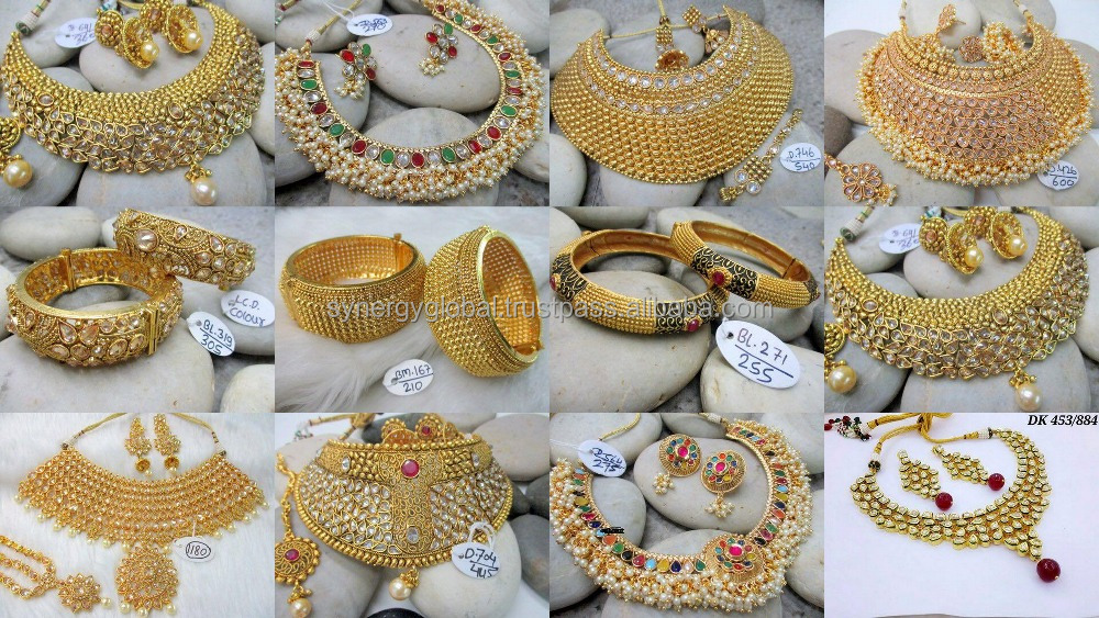 buy gold silver filled turkish images jewelry wholesale necklaces jewellery