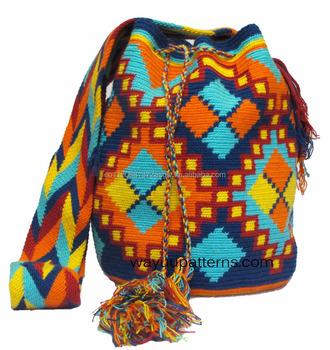 Tassen Schoudertas Tas On Tas wayuu mochila Mochila Originele Product Buy Wayuu 0y8wOmNnv