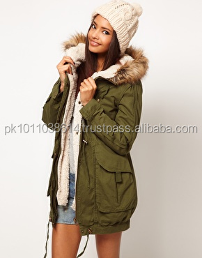 winter jacket women parka winter safety parka