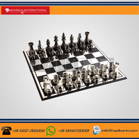 17 Inch Metal Indoor Sports Chess Set