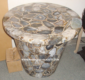 stone table tops. Natural Stone Agate Table Top, Top And Base Tops