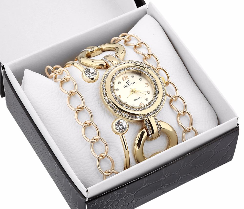 Apache Watch And Bracelet Sets