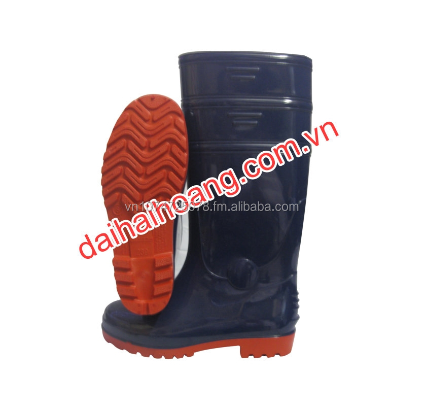 Vietnam Protective boots iron soles