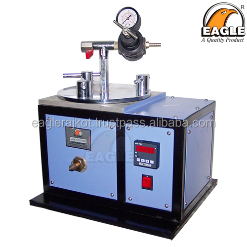 Jewelry for casting machine wax injector for jewellery for goldsmith machinery