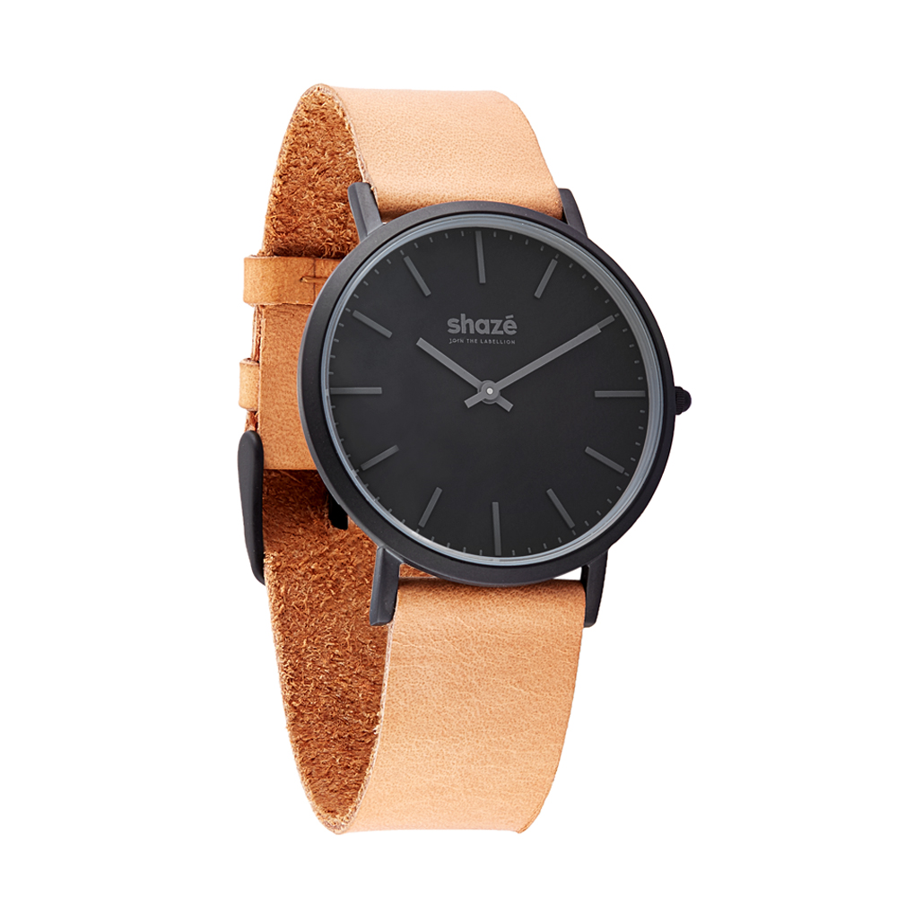 SINS DAPPER BEIGE WATCH