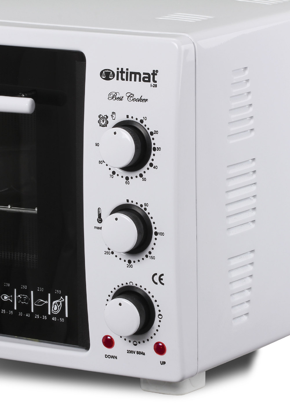 Technic Electric Oven Timer ~ L electrical oven with timer thermostat buy electric