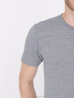 160gsm 38% Cotton 12% Rayon 50% Polyester Tri Blend T Shirts