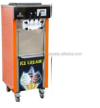 Solpack Bits Commercial Ice Cream Maker - Buy Industrial ...