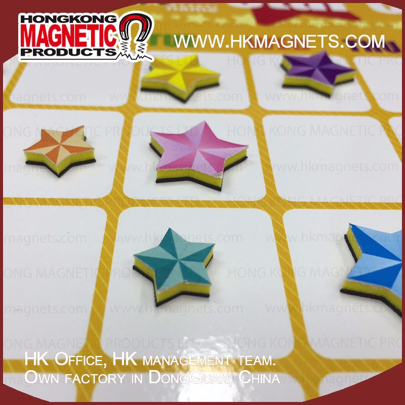 Educational Learn To Plan Kid Magnetic Star Reward chart