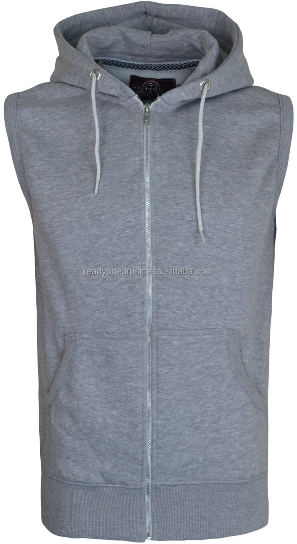 Sleeveless Hoodie Wholesale   Fashion Ql