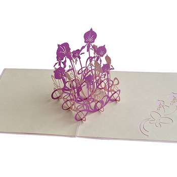 Wholesale floral in may pop up greeting cards view 3d pop up card wholesale floral in may pop up greeting cards m4hsunfo