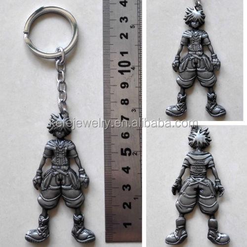 Kingdom Hearts Sora Unido Key Llave Espada Collar - Buy Reino ...