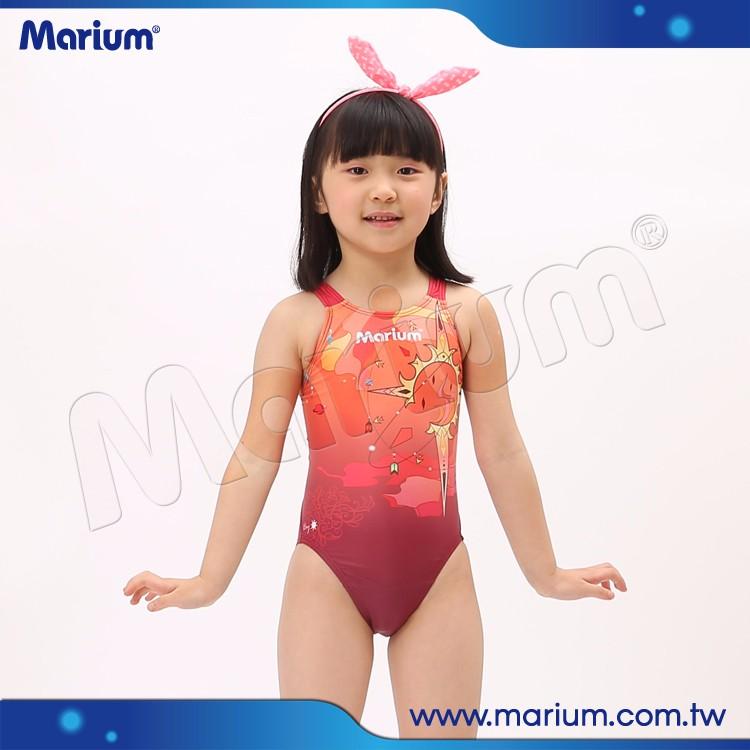 Bambini Costumi Da Bagno Giovane Bambina Costume Da Bagno Dei ...