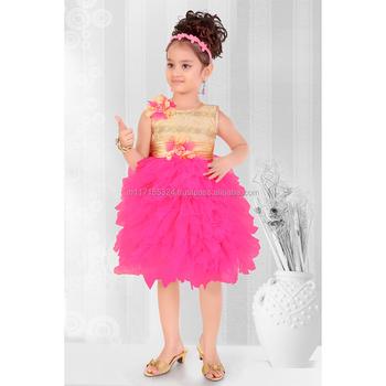 Kids Party Wear Dresses-kids Wear Mumbai-new Fashion Girls Kids Wear ...