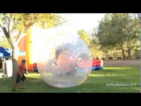 Giant Hamster Ball Inflatable Zorb Ball