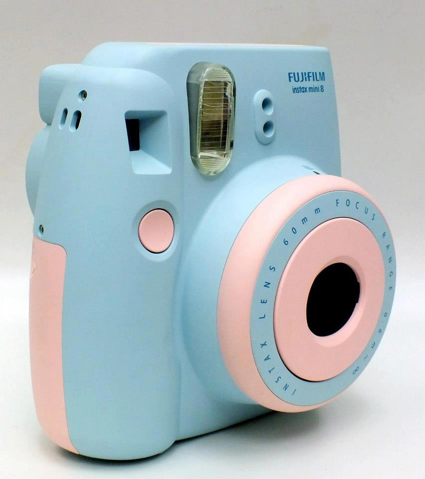 Fujifilm Instax Mini 8 Instant Polaroid Camera Customized Color ...