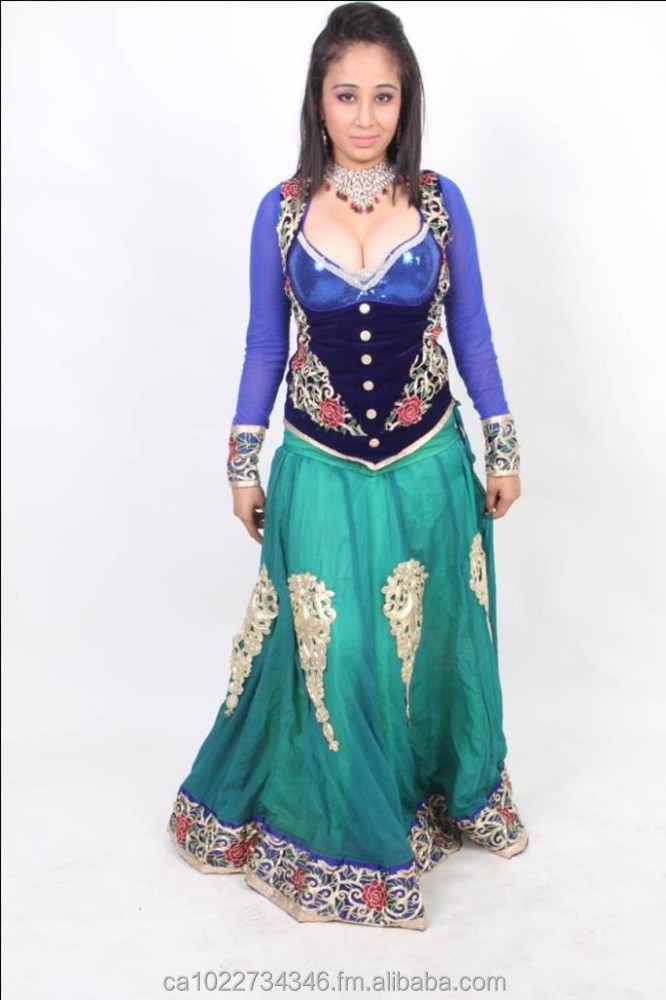 Bollywood Indo Western Dance Costume Buy India Dance Costume