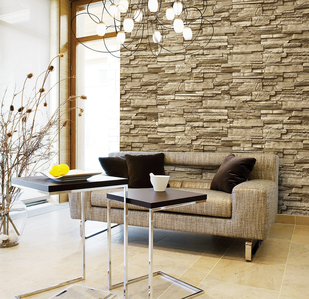 brick wallpaper vinly wallpaper 3d wall paper korean
