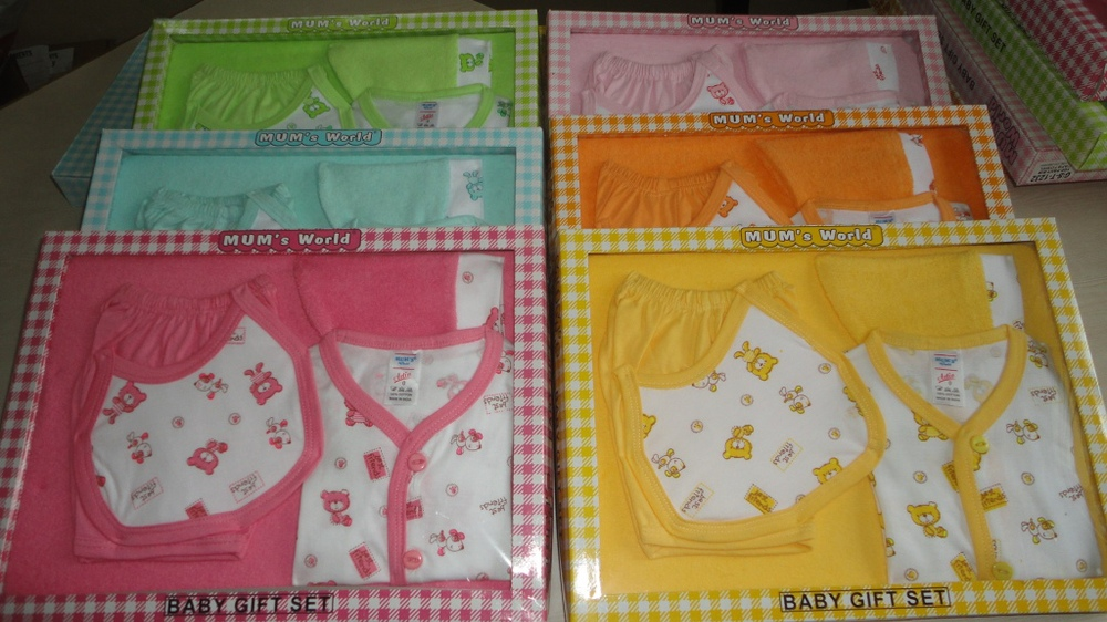 Lovely Design Soft Comfortable Baby Clothes -baby Gift Set - Buy ...