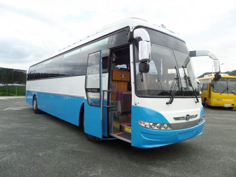 Daewoo Bus Bh120 - Buy Daewoo Bus Bh120,Korean Daewoo Bus,Korea Used