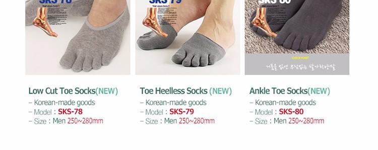 47d9ad2ed Men s Cotton Ankle High Toe Socks Mini Crew Toe Socks - Buy Crew Toe ...