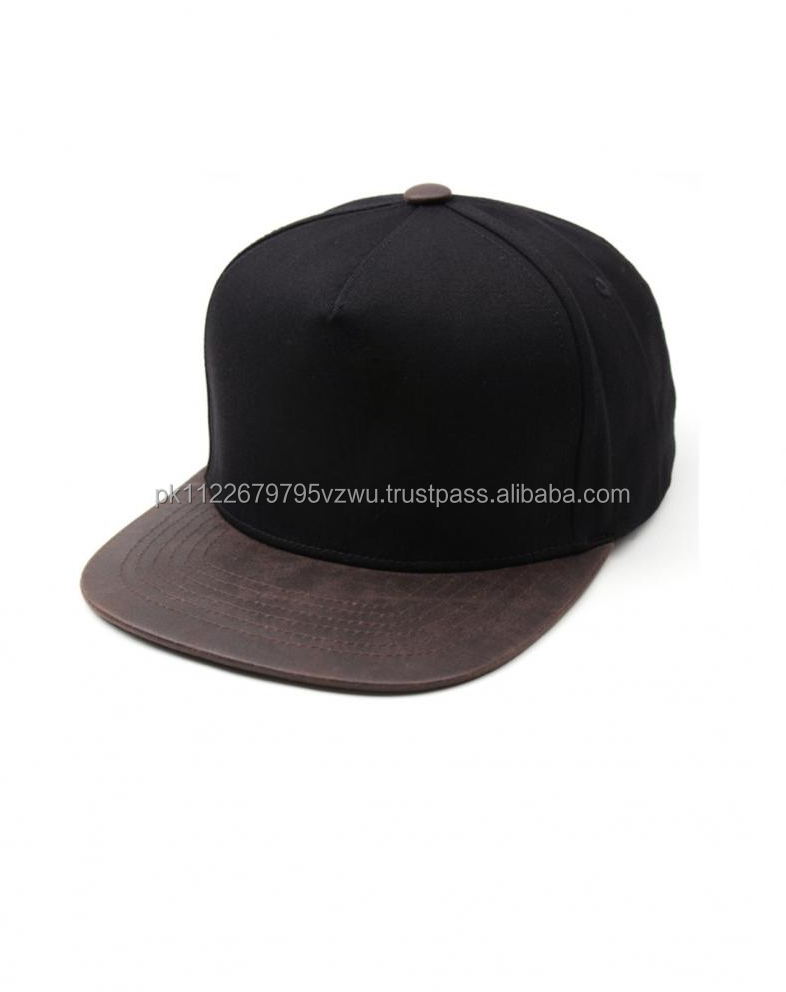 Casual design Skin Fitting Cotton snapback 5 panel hat/snapback cap