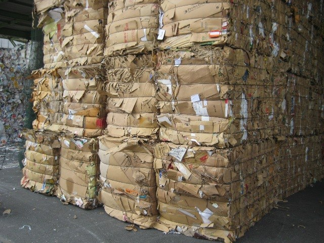 Old Corrugated Containers Waste Papers (occ Waste Papers)