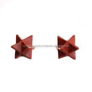 Merkaba Star : Wholesale Red Jasper Merkaba Star : Gemstone Mercaba Star : Crystals For Sale From Crystals Supply