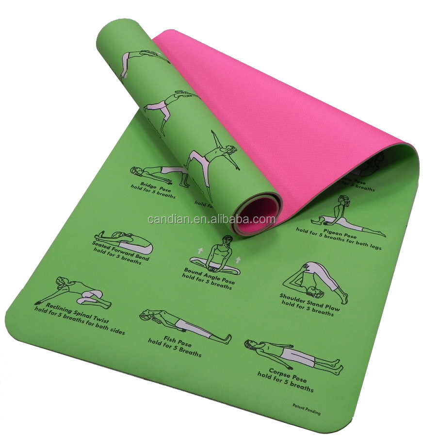 Buy Tpe Exercise Mat,Eco Mat,Tpe Mat