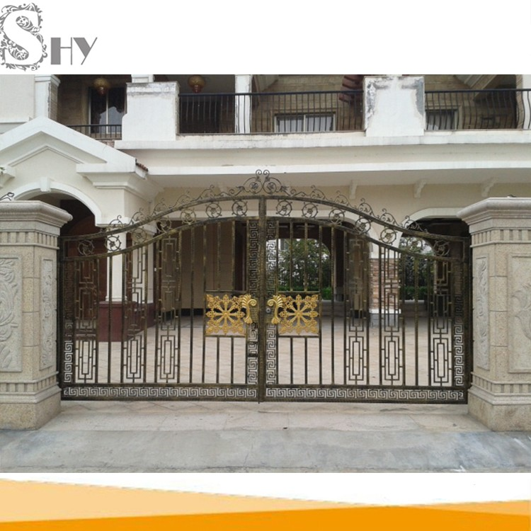 House Main Iron Square Tube Gate Designs - Buy House Main Iron Square Tube Gate -2117