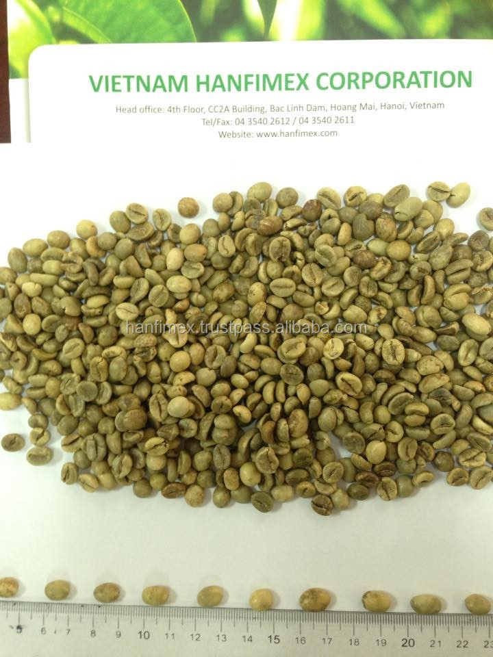 Supplier Arabica And Robusta Green Coffee Beans For Sale From ...