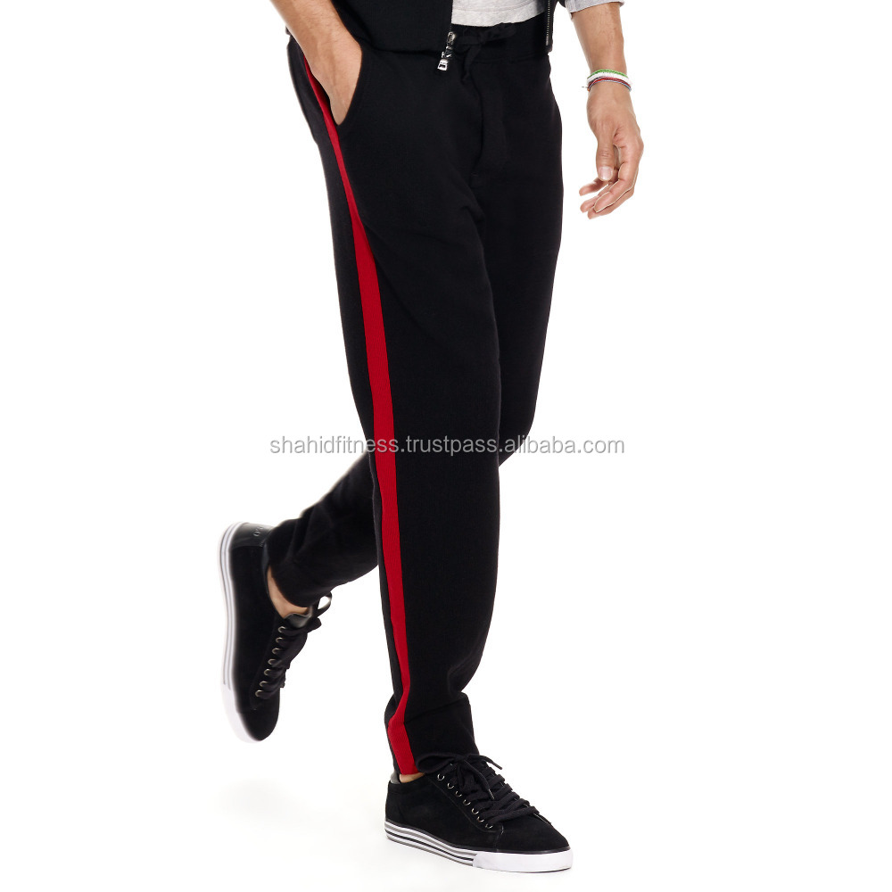 latest style Mens Sports Cotton Track Pants/ Warm Fleece Trousers/Biker