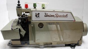 Unión Especial 39500 Mark Iv Usado Overlock Serger 1 aguja 3 hilo Industrial Máquina De Coser Cabeza Sólo condición De Funcionamiento Buy Serger