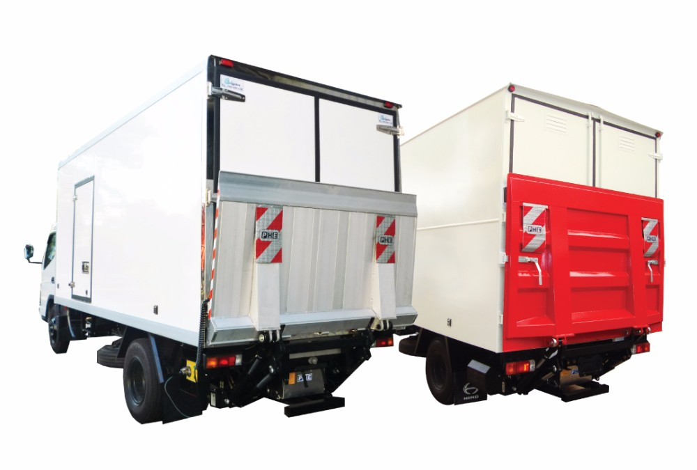 Push Button Electro Hydraulic Truck Platform Tail Lift