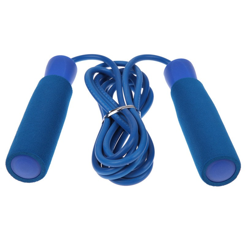 Leather Skipping Speed Rope Adjustable Weighted Fitness Gym Fitness/skipping / jumping rope