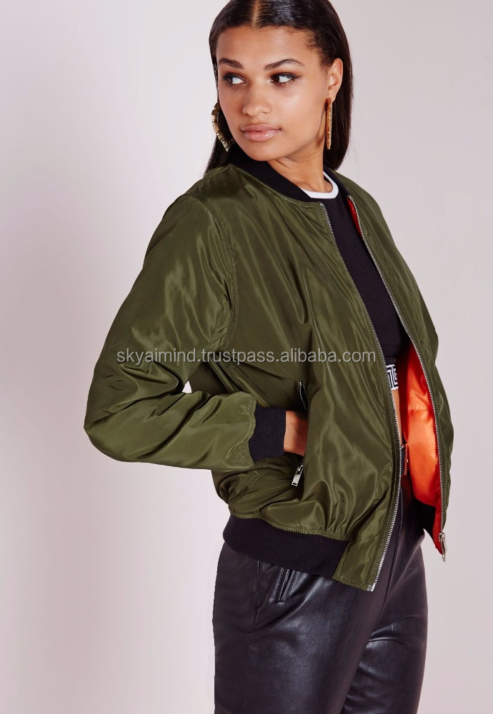 Bomber Jacket Women, Bomber Jacket Women Suppliers and ...