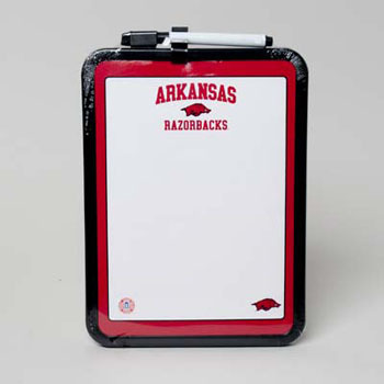 DROGE WISSEN BOARD W/PEN ARKANSAS RAZORBACKS #84033