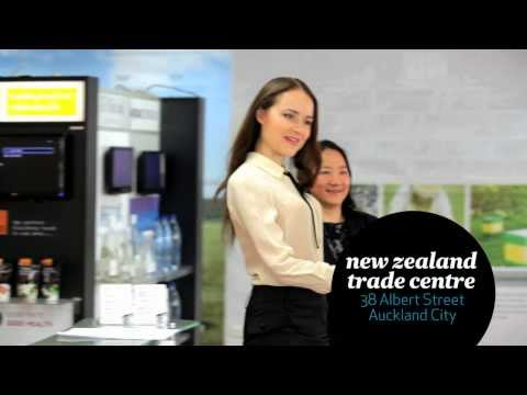 New Zealand Trade Centre Air New Zealand Inflight video