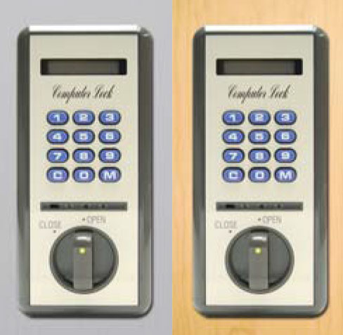 how to change batteries in keypad door lock