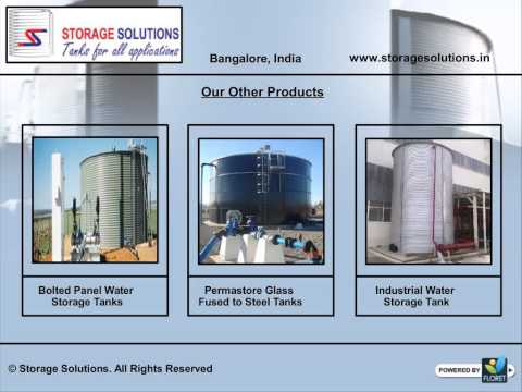 Glass Fused Steel Tanks - Glass Fused Steel Tanks India - Glass Fused Steel Tanks Distributor India