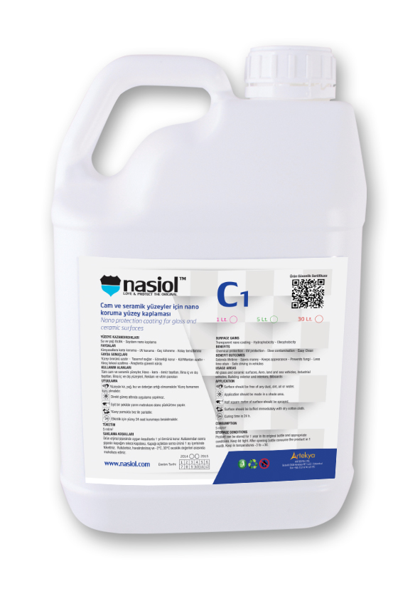 Nano Coating hydrophobic nano coating for glass and ceramic nasiol c1,5lt - buy
