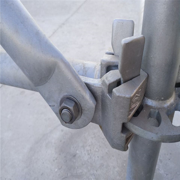 Aluminum Shoring Jacks : Upright ringlock scaffolding aluminum scaffold parts buy